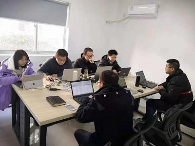 【2020.12.31】晨光新材研发中心团队完成OKR培训